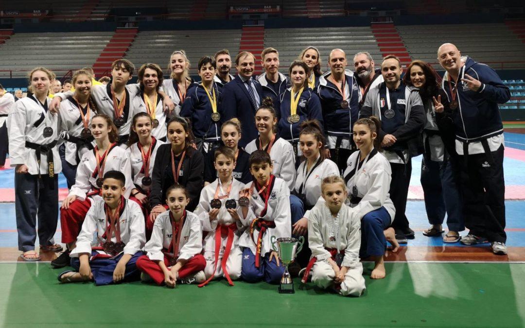 "Taekwondo – ""Technic Cup "" svoltasi a Bari il 19/01/2020"
